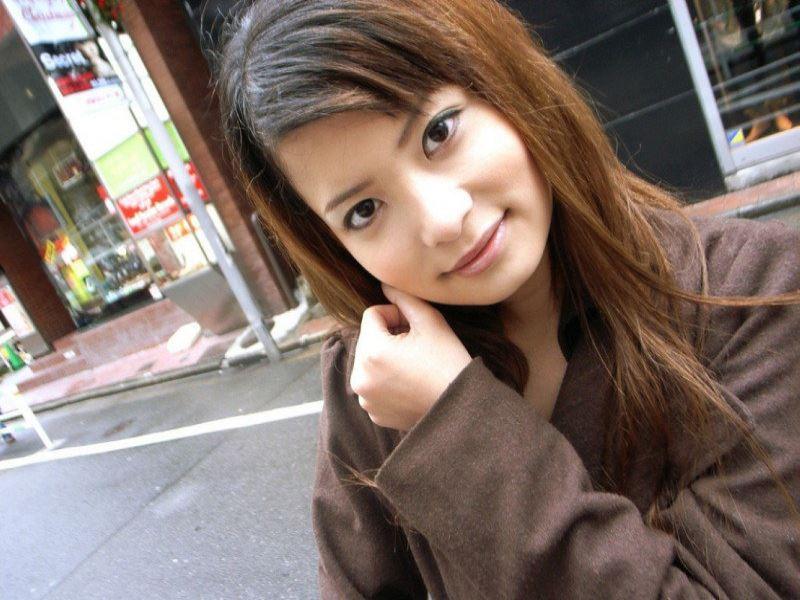 茶色コーデが可愛い女子大生の素人ハメ撮り画像 1