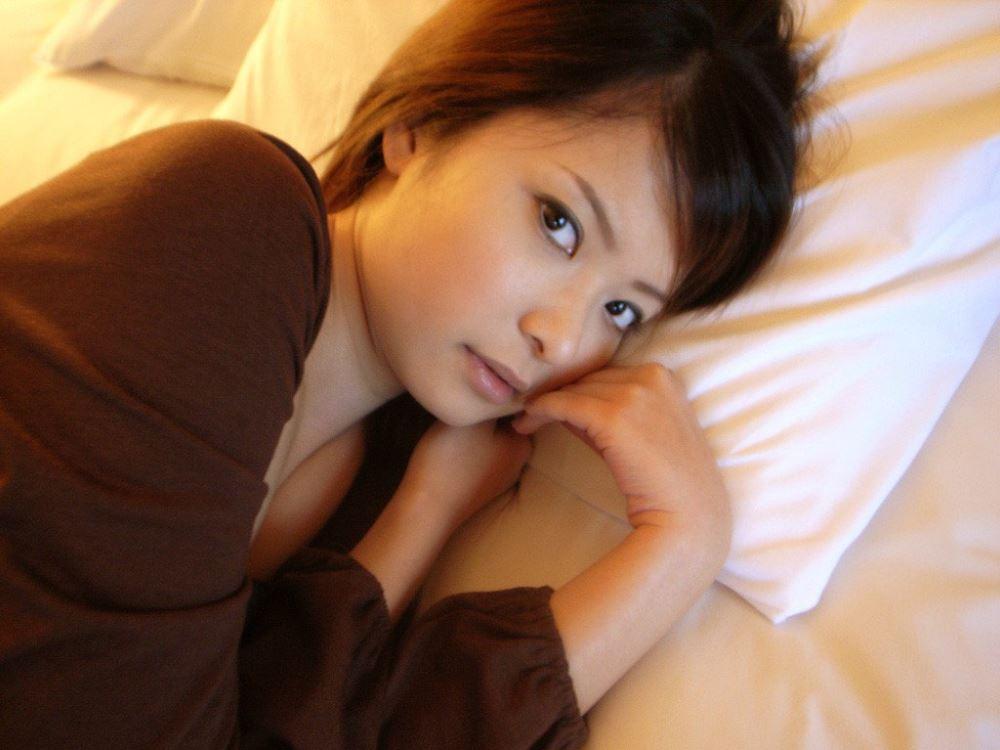 茶色コーデが可愛い女子大生の素人ハメ撮り画像 14