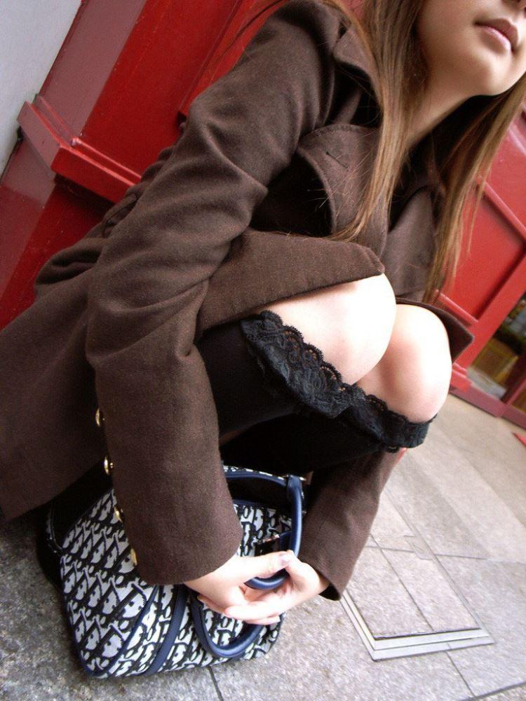 茶色コーデが可愛い女子大生の素人ハメ撮り画像 8
