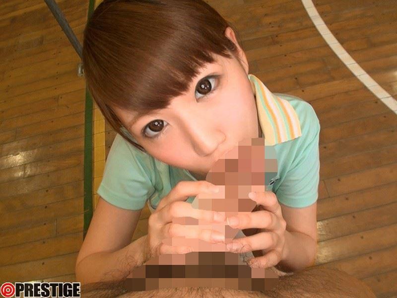 松本ほのか(上川詩織)バドミントン女子AV画像