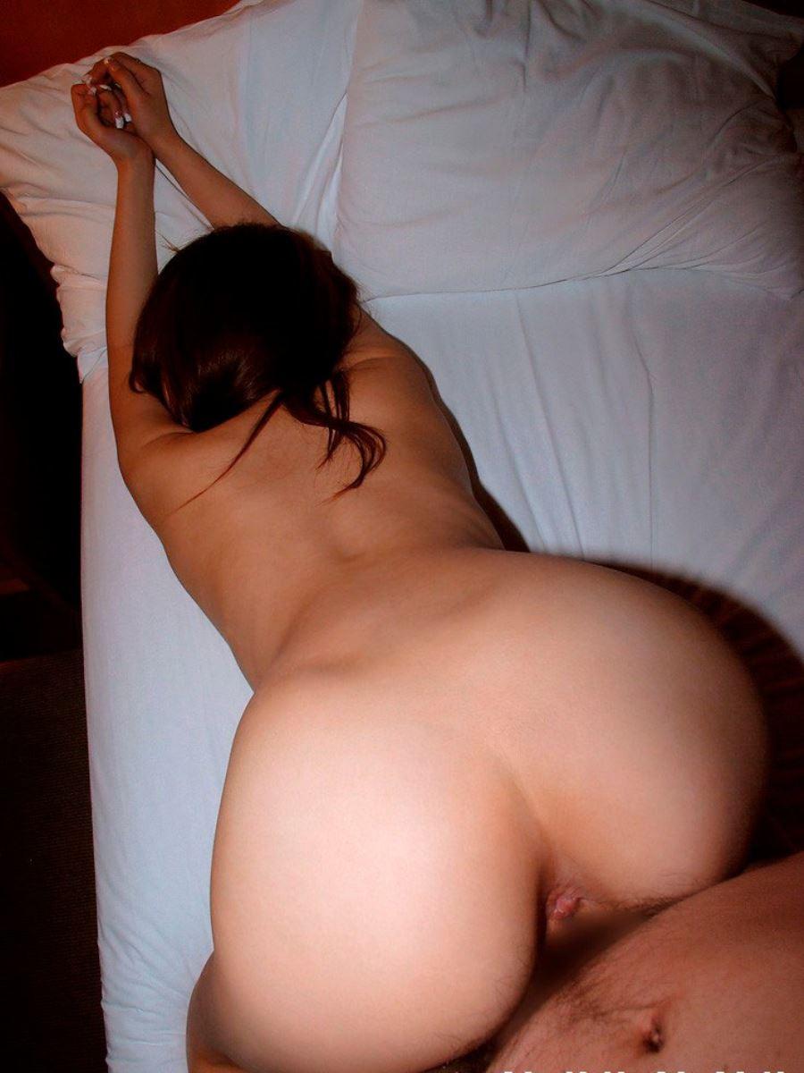 華奢で貧乳ちっぱい素人のハメ撮りエロ画像 49
