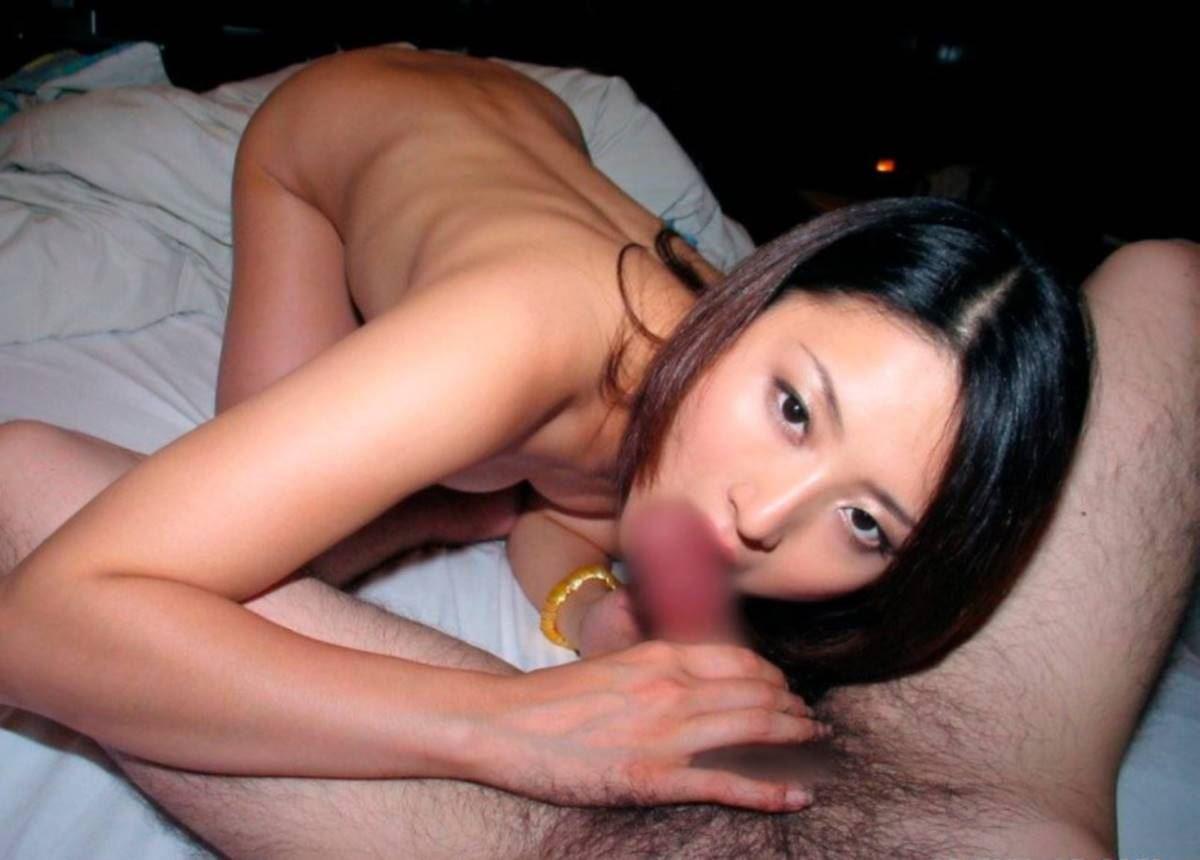 美脚の韓国人素人女性ハメ撮りセックス画像 43