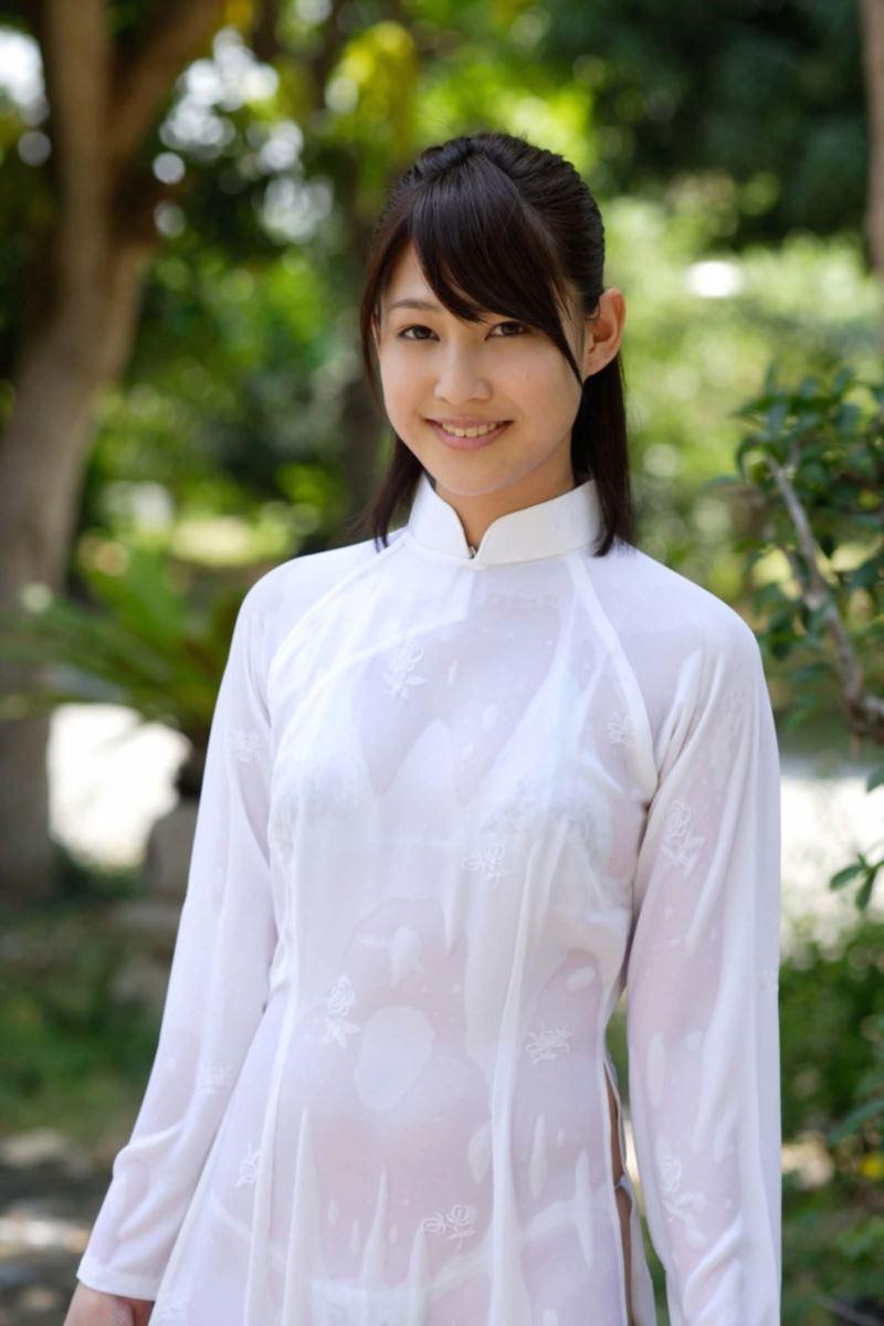 ベトナム民族衣装アオザイ画像 10
