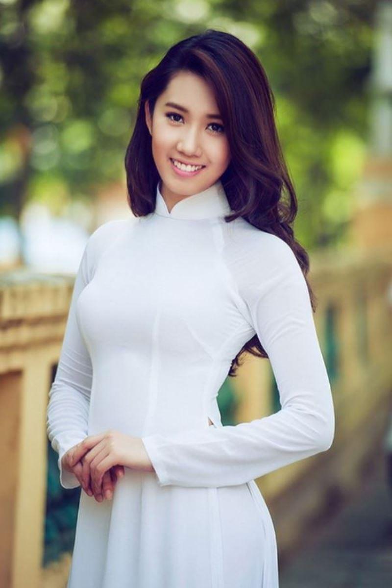 ベトナム民族衣装アオザイ画像 37