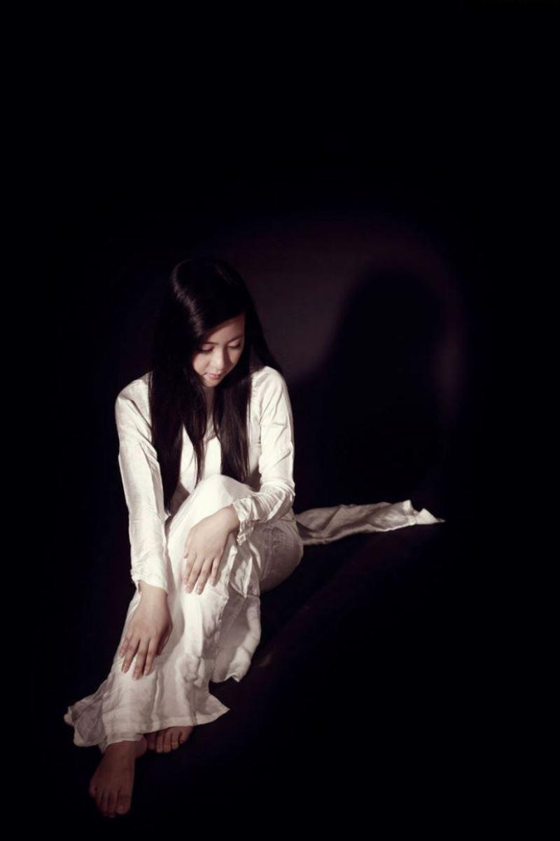 ベトナム民族衣装アオザイ画像 47