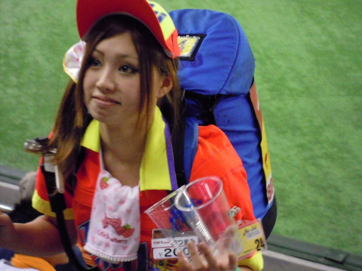 ビール売り子 画像 14