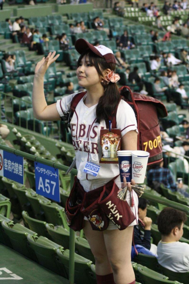 ビール売り子 画像 22
