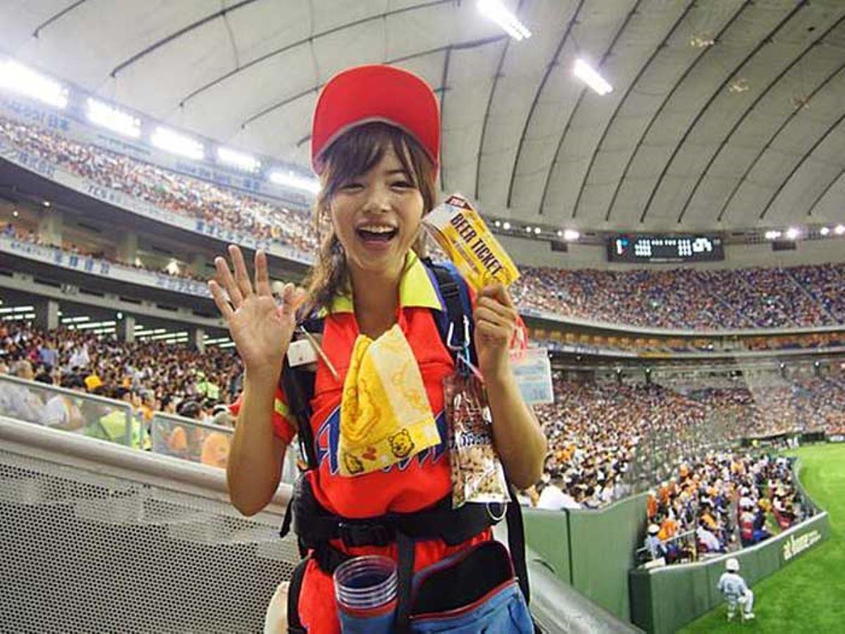 ビール売り子 画像 48