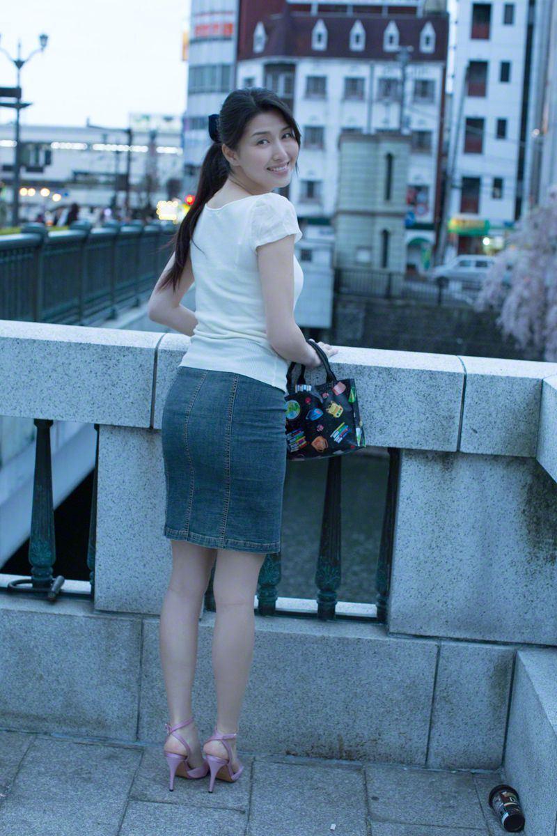 橋本マナミ セクシー画像 8