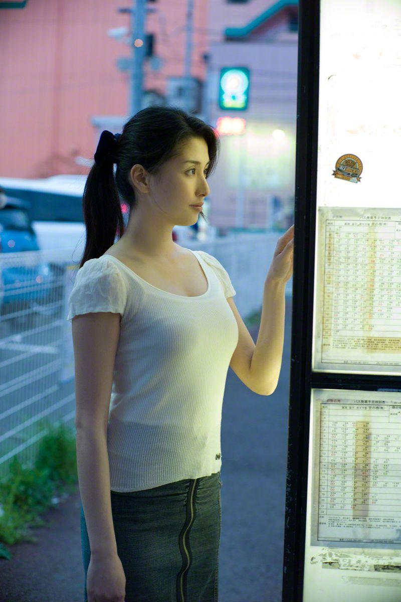 橋本マナミ セクシー画像 10