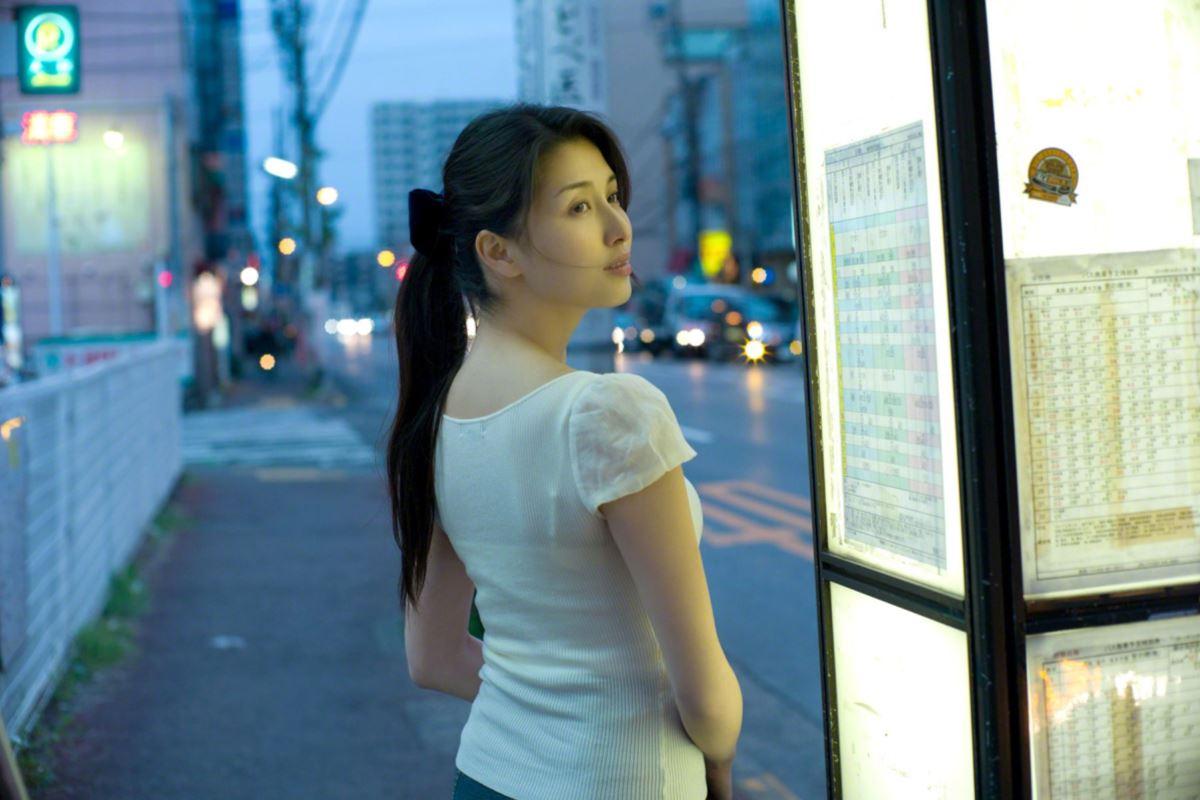 橋本マナミ セクシー画像 11