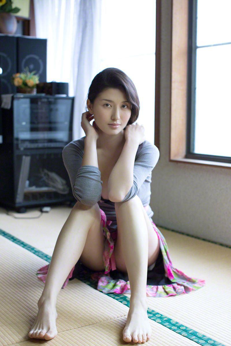 橋本マナミ セクシー画像 18