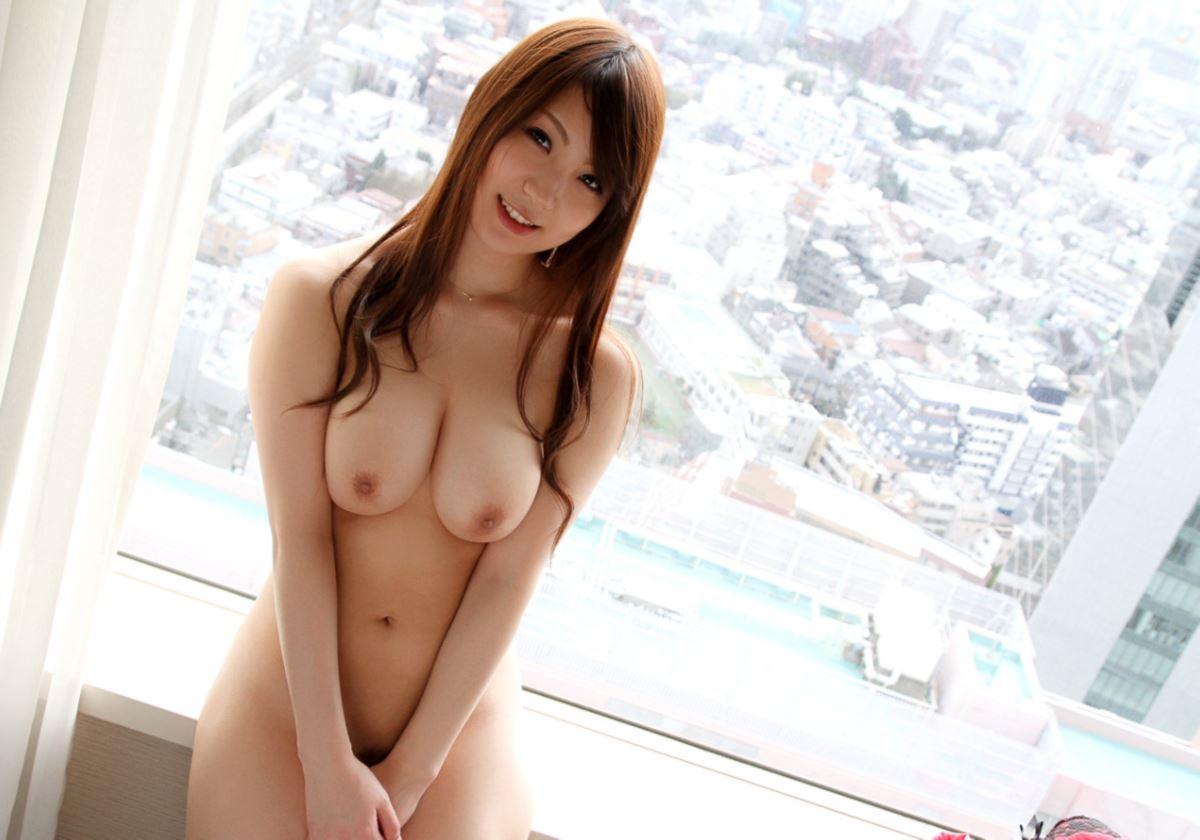 日向あいり(橘優花)爆乳妻セックス画像