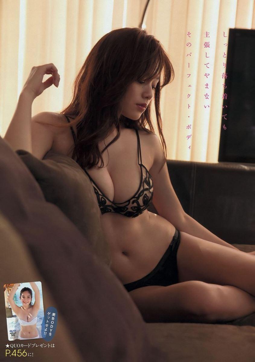 筧美和子 最新グラビア画像 62
