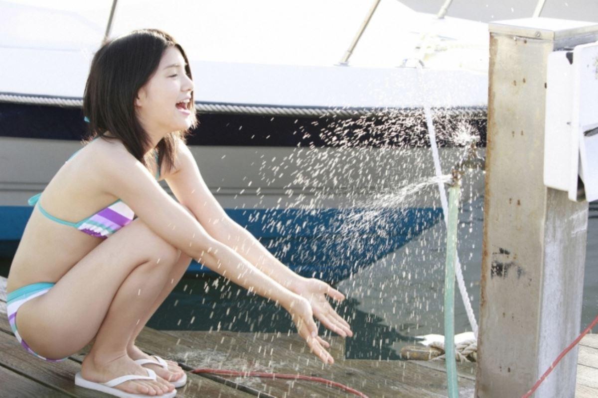 9nine 川島海荷 エロ画像 77