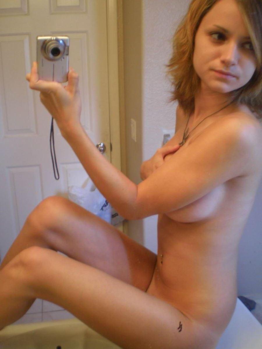 外国人 美女 大胆 自撮り ヌード エロ画像 46