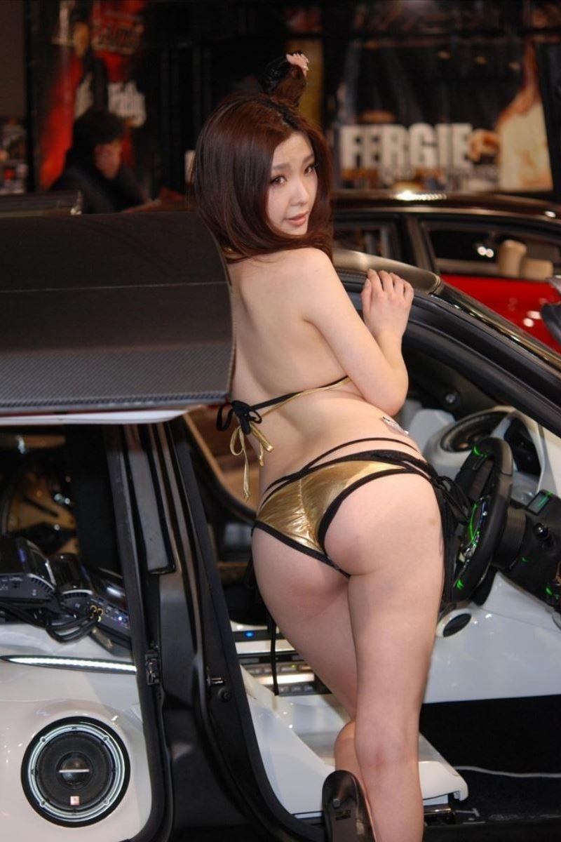 お尻 セクシー キャンギャル イベコン エロ画像 8