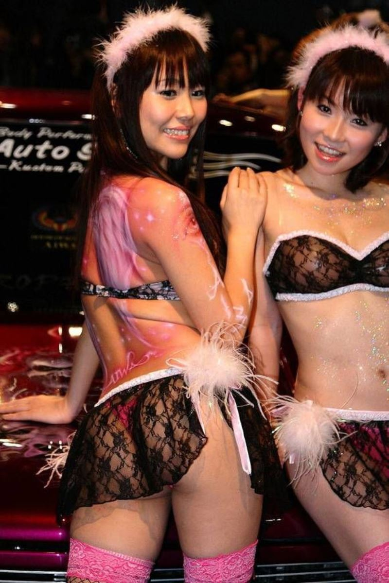 お尻 セクシー キャンギャル イベコン エロ画像 31