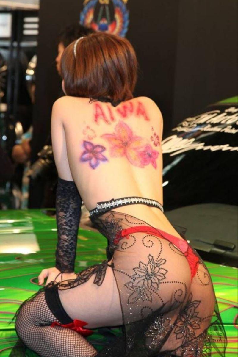お尻 セクシー キャンギャル イベコン エロ画像 38