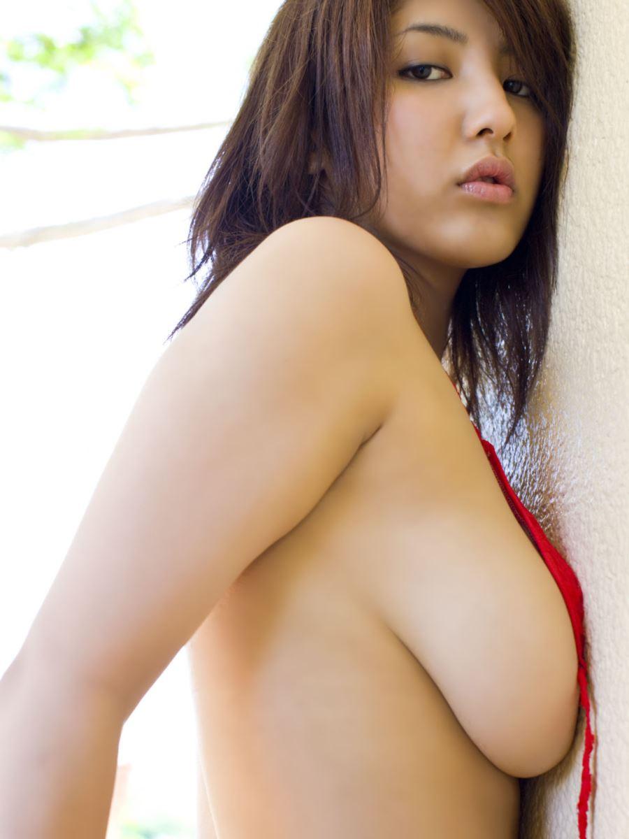 渡辺万美 Gカップ 巨乳 グラドル 画像 62