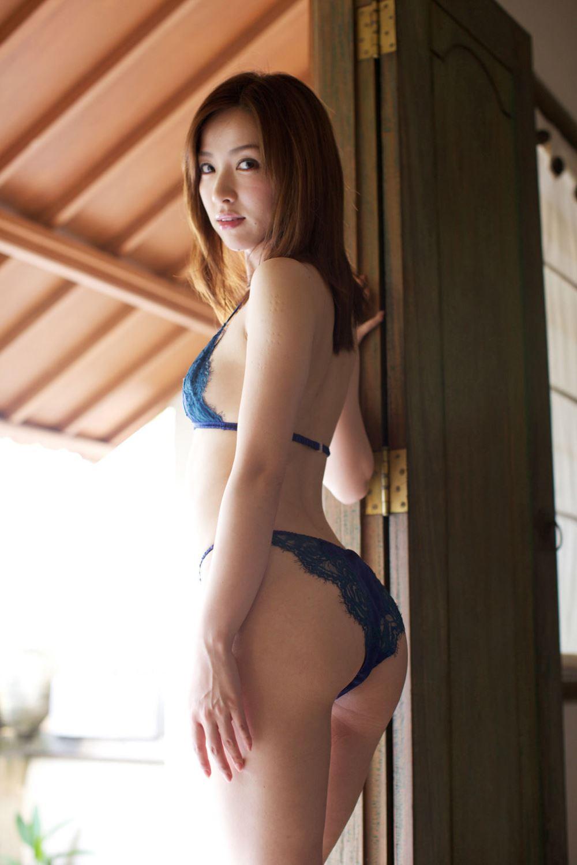 瀬戸早妃 Dカップ 美しい 水着 グラビア 画像 4