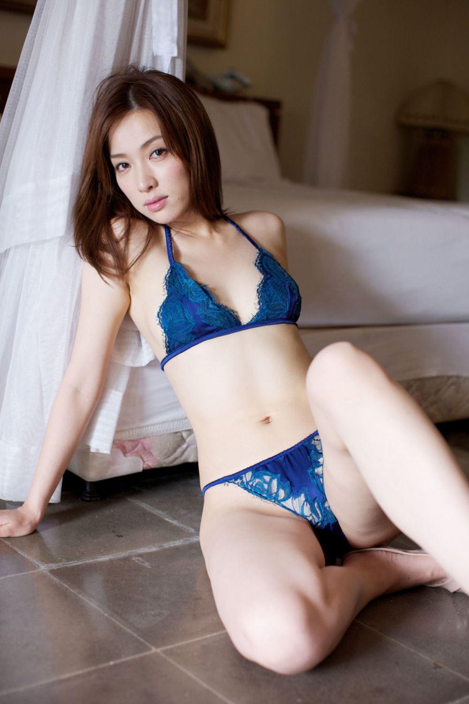 瀬戸早妃 Dカップ 美しい 水着 グラビア 画像 5