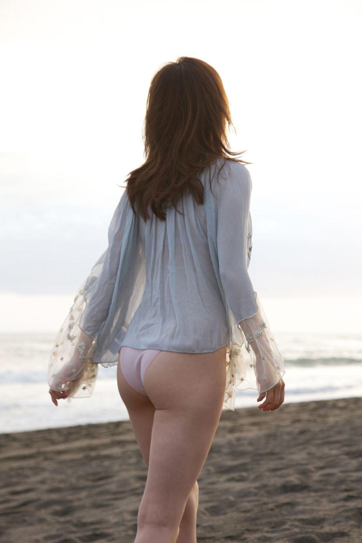 瀬戸早妃 Dカップ 美しい 水着 グラビア 画像 39