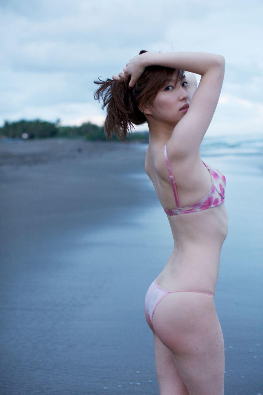 瀬戸早妃 Dカップ 美しい 水着 グラビア 画像 54