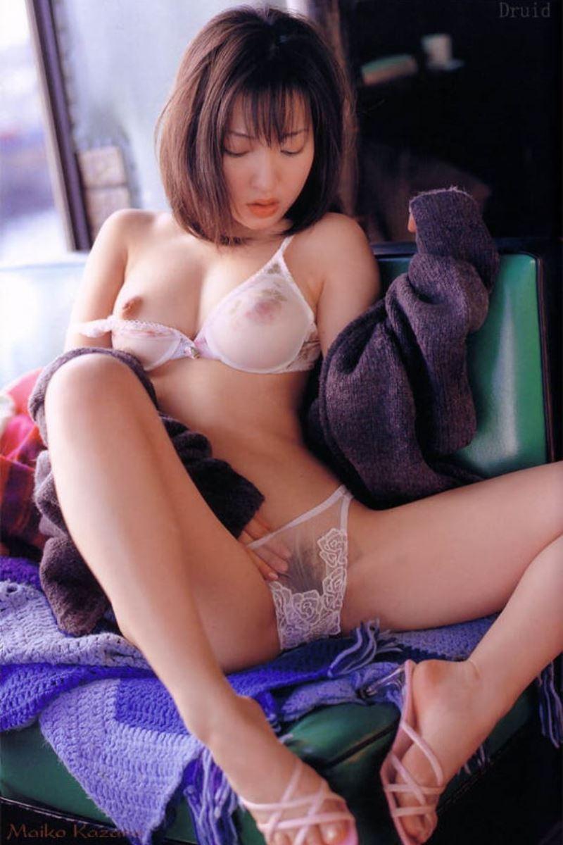 まん毛 透ける 透け透け パンツ エロ画像 38