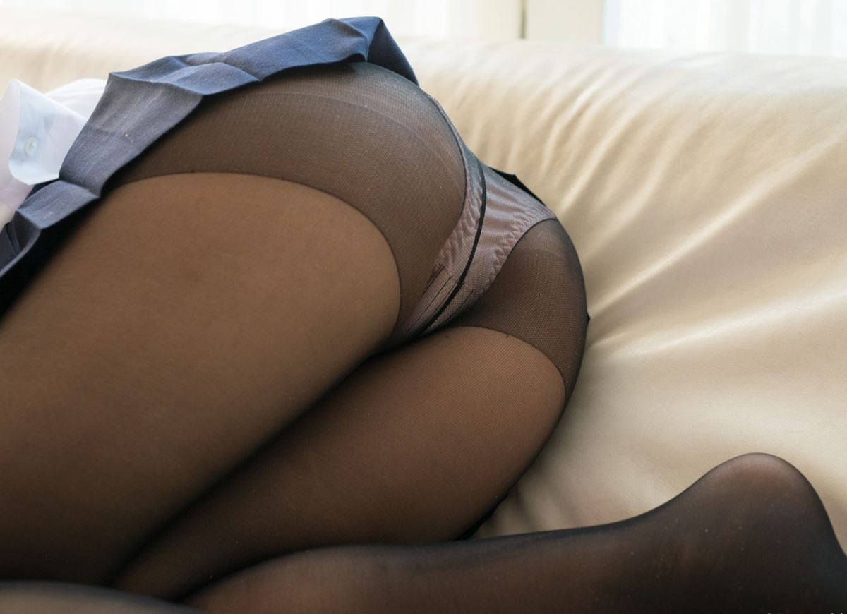 童顔素人にJKっぽく制服を着させたハメ撮りセックス画像 54