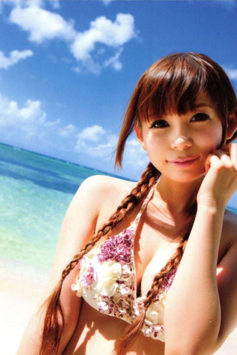中川翔子の水着写真集「ギザ10」画像 42
