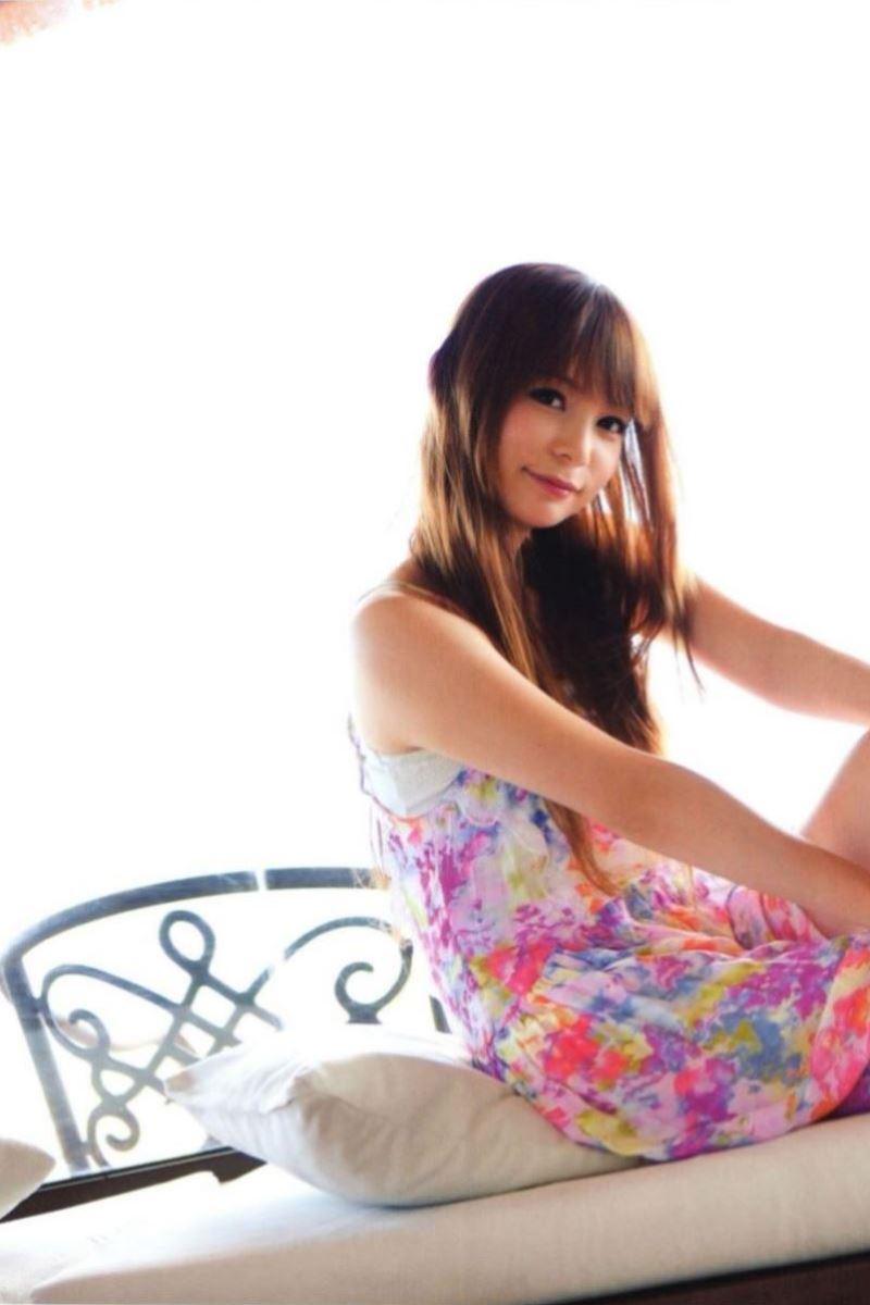 中川翔子の水着写真集「ギザ10」画像 50