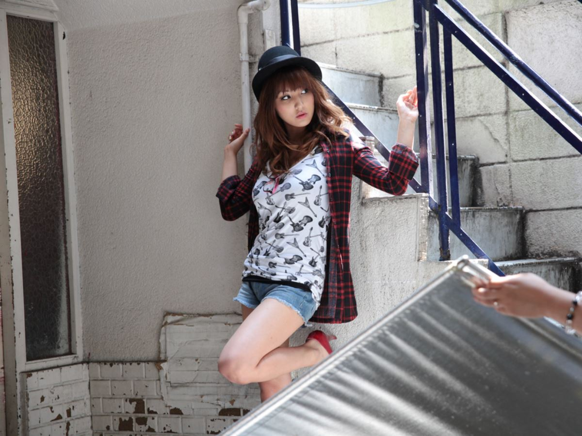 ヒップライン セクシー 渡辺万美 エロ画像 39