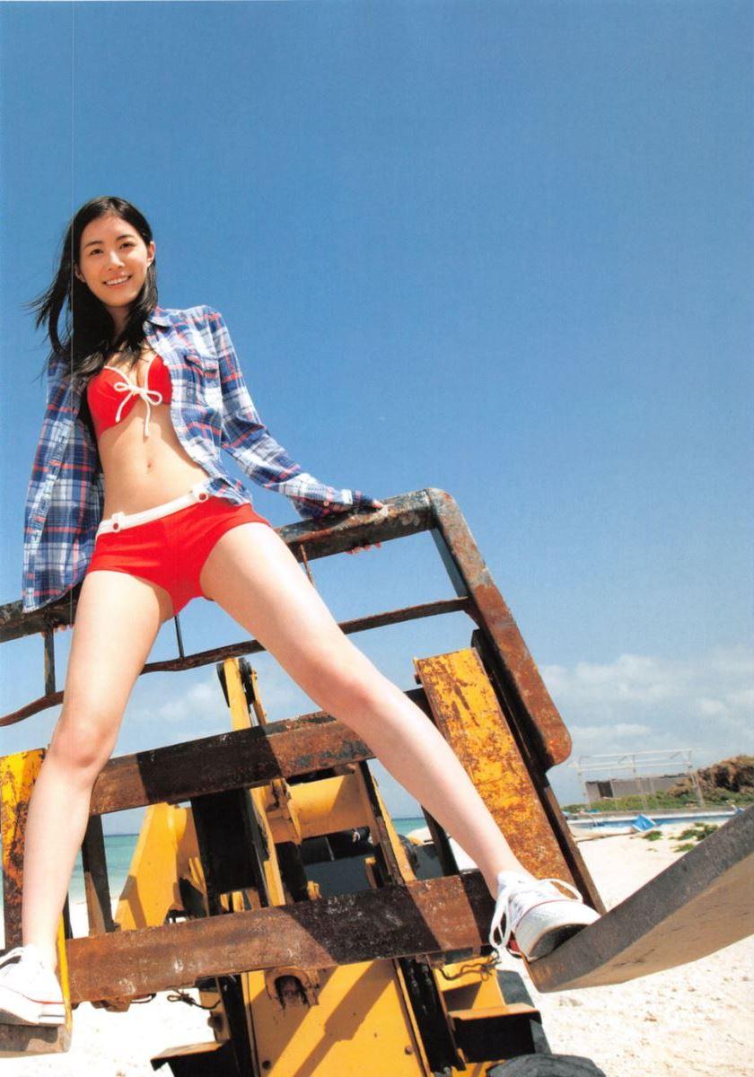松井珠理奈の手ぶら写真集「Jurina」画像 5