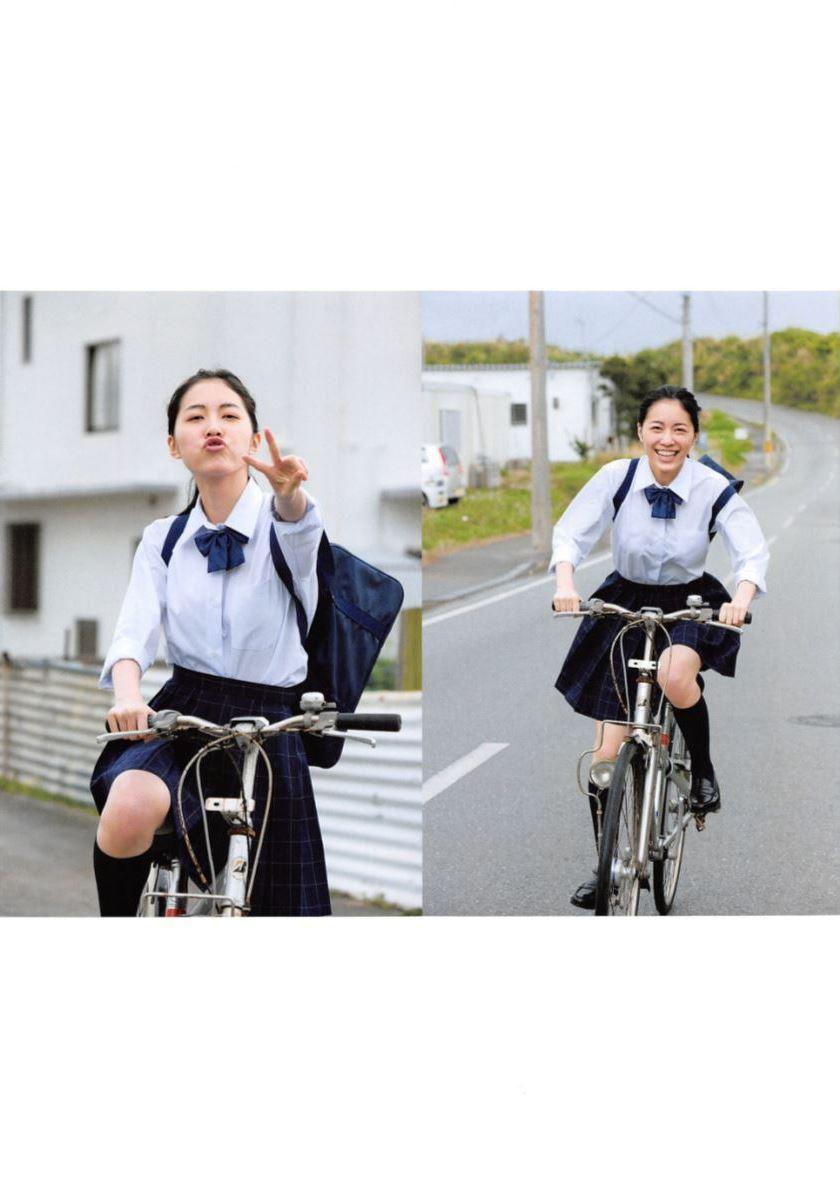 松井珠理奈の手ぶら写真集「Jurina」画像 52