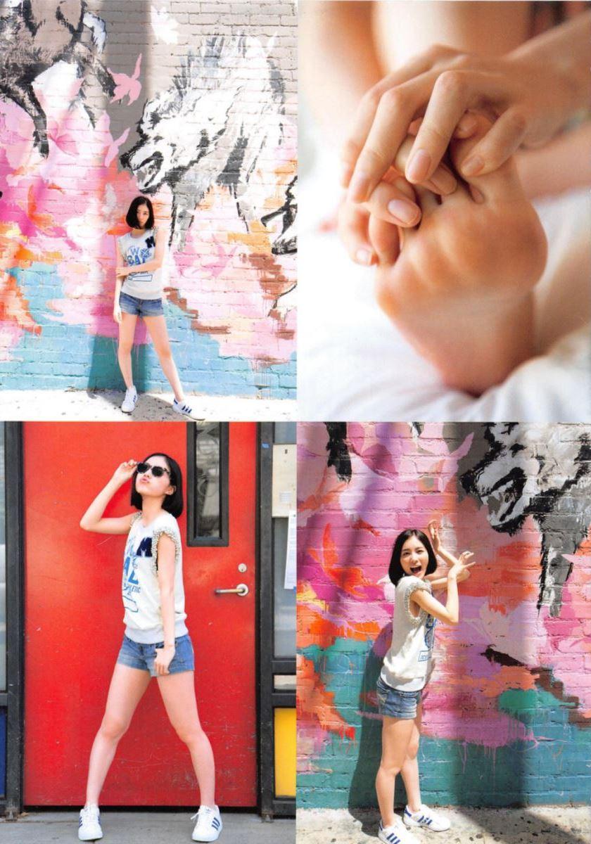 松井珠理奈の手ぶら写真集「Jurina」画像 98