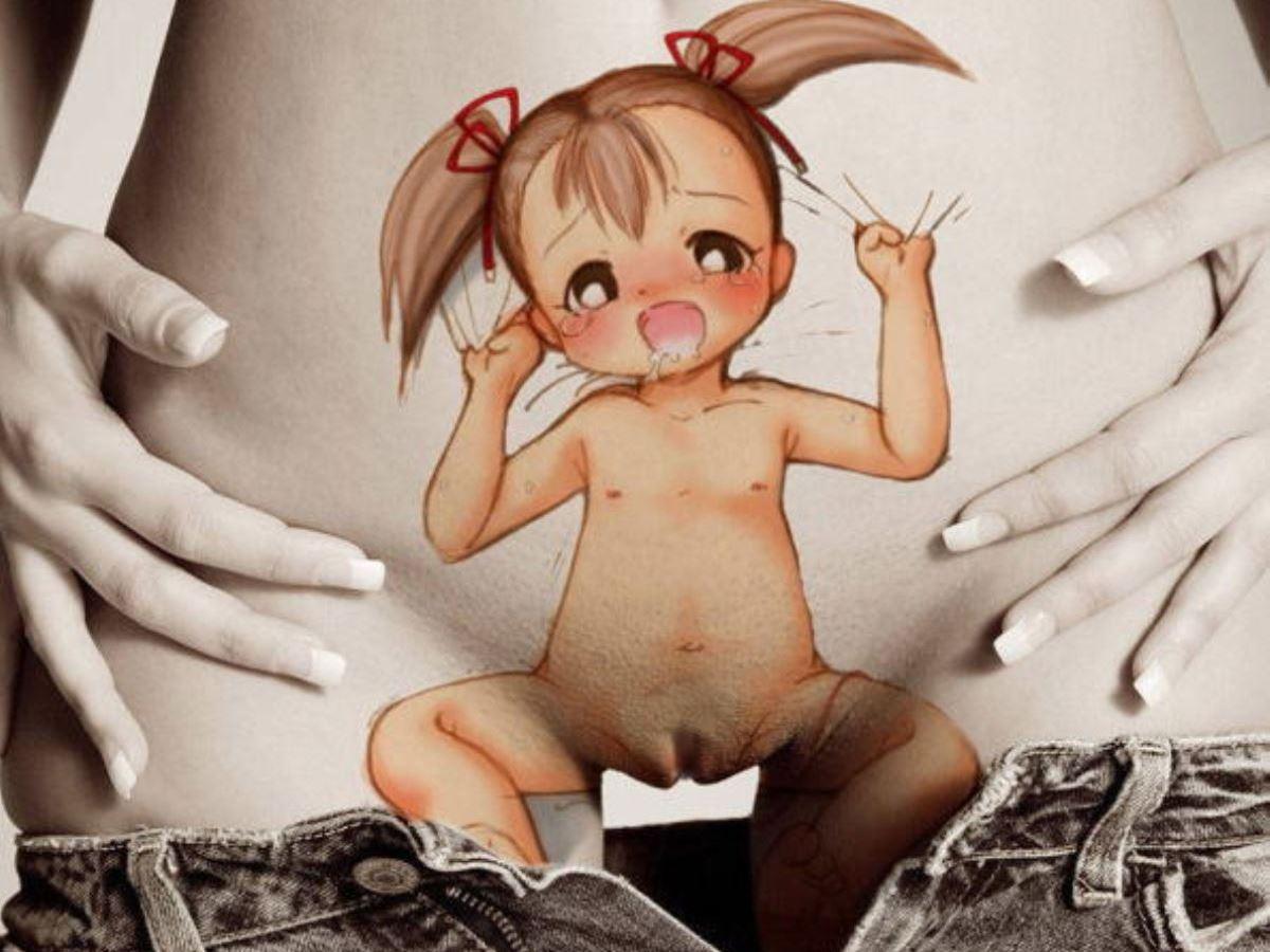 タトゥー(入れ墨・刺青)まんこ画像 15
