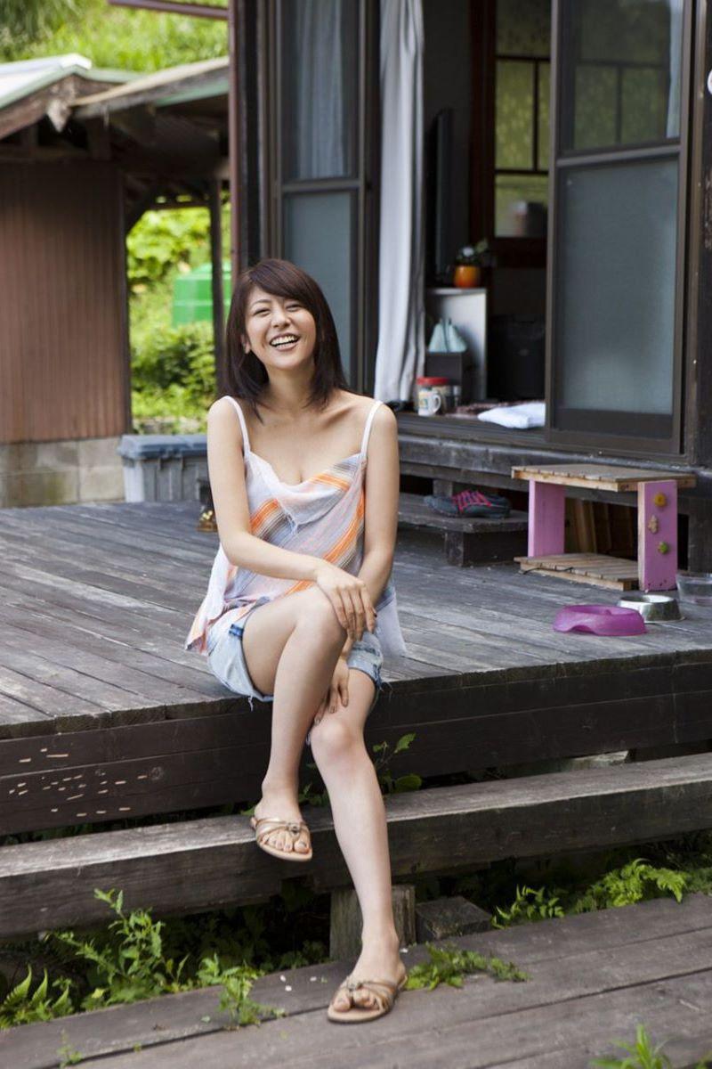 長野博と結婚した白石美帆の画像 14