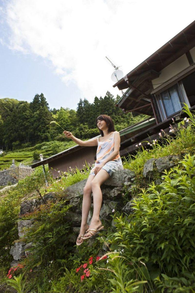 長野博と結婚した白石美帆の画像 16