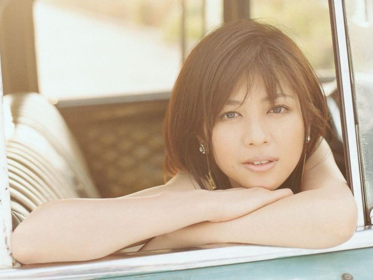 長野博と結婚した白石美帆の画像 54