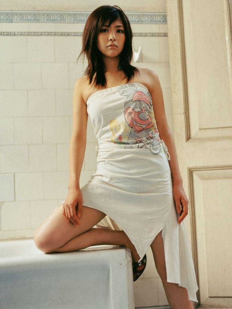 長野博と結婚した白石美帆の画像 74