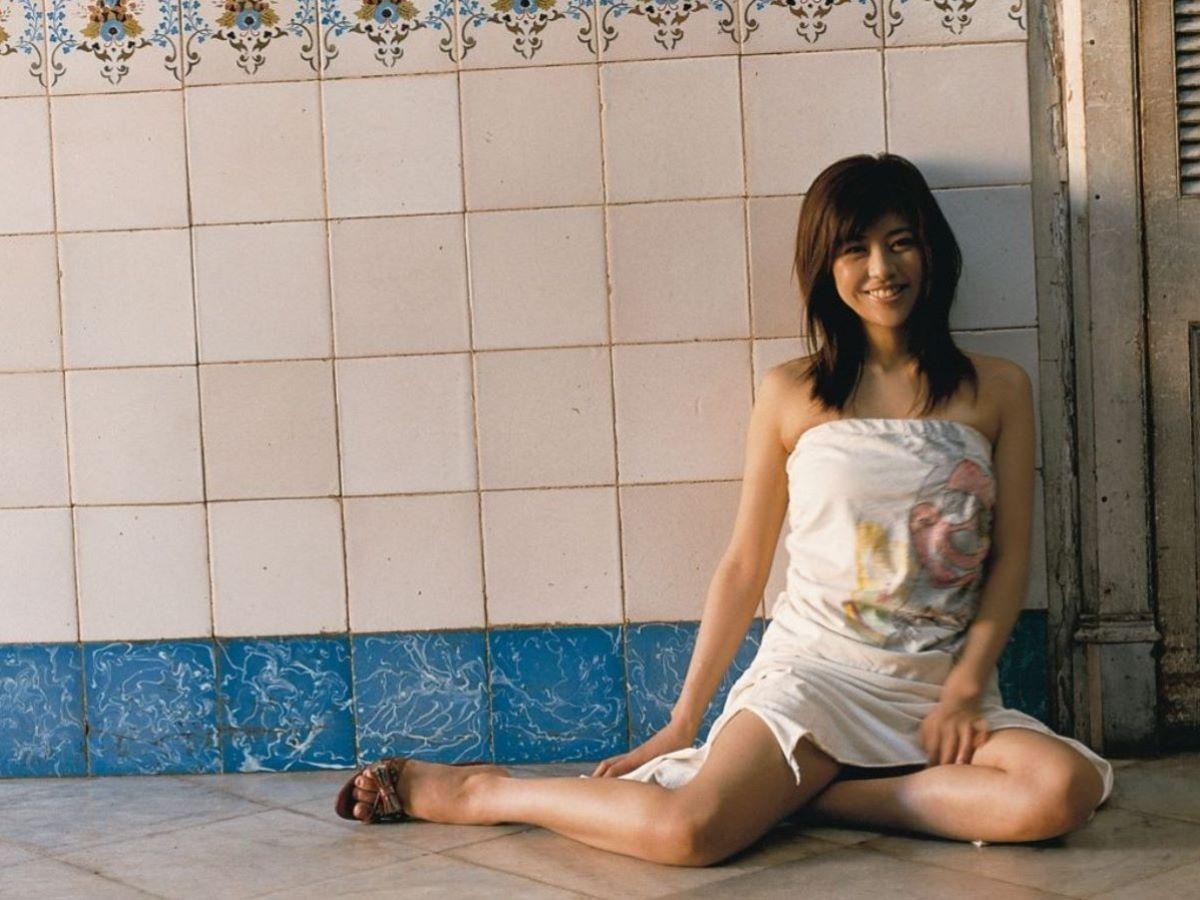 長野博と結婚した白石美帆の画像 79