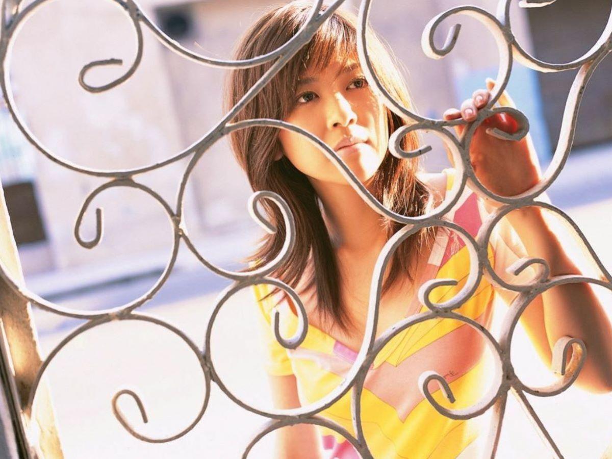 長野博と結婚した白石美帆の画像 153