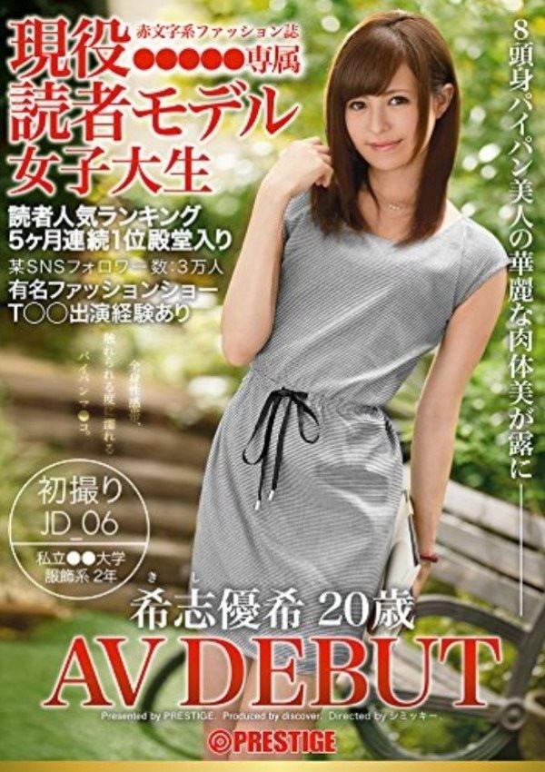 現役女子大生モデル 希志優希 画像 5