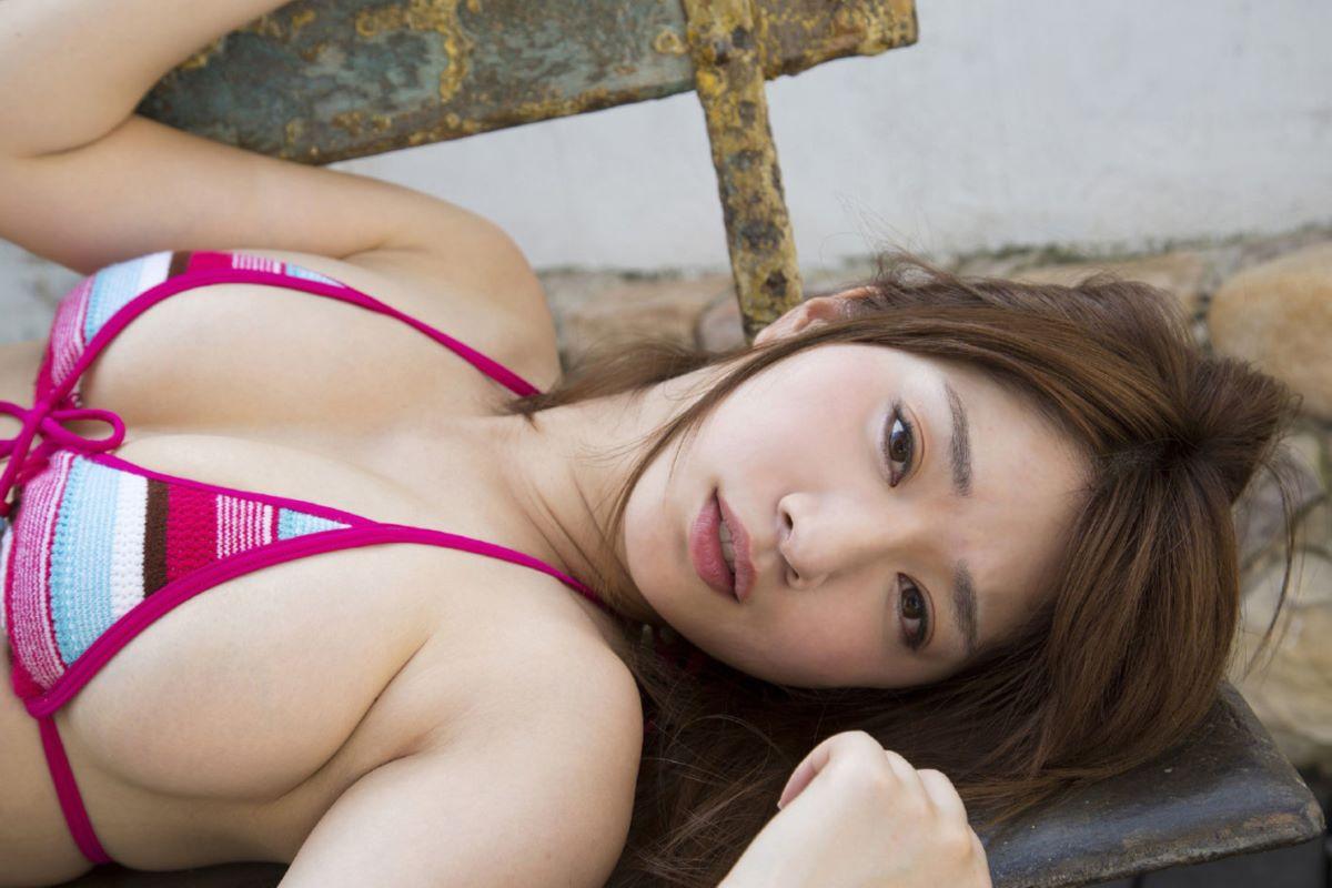 池田愛恵里 水着 コスプレ画像 19