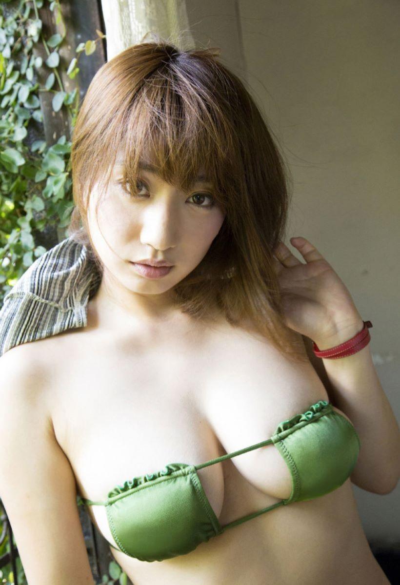 池田愛恵里 水着 コスプレ画像 30