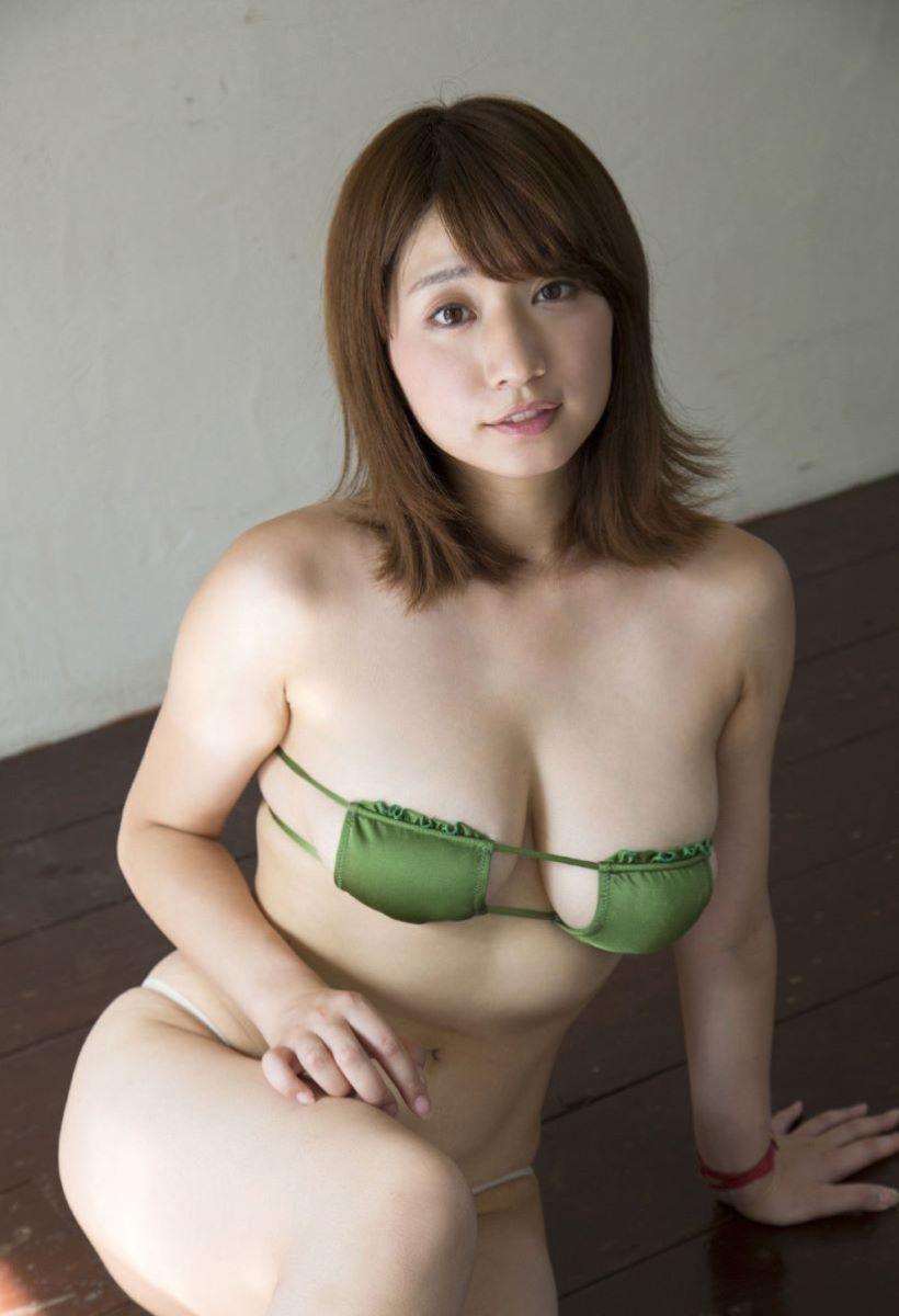 池田愛恵里 水着 コスプレ画像 32