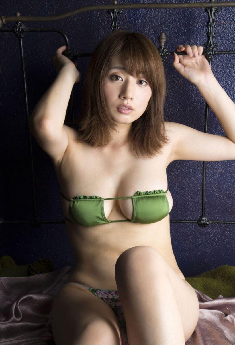 池田愛恵里 水着 コスプレ画像 36
