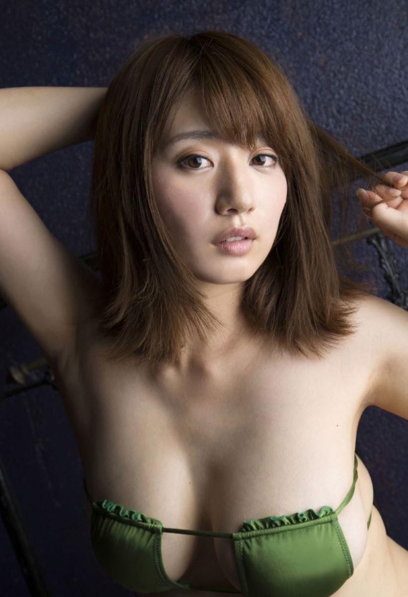 池田愛恵里 水着 コスプレ画像 37