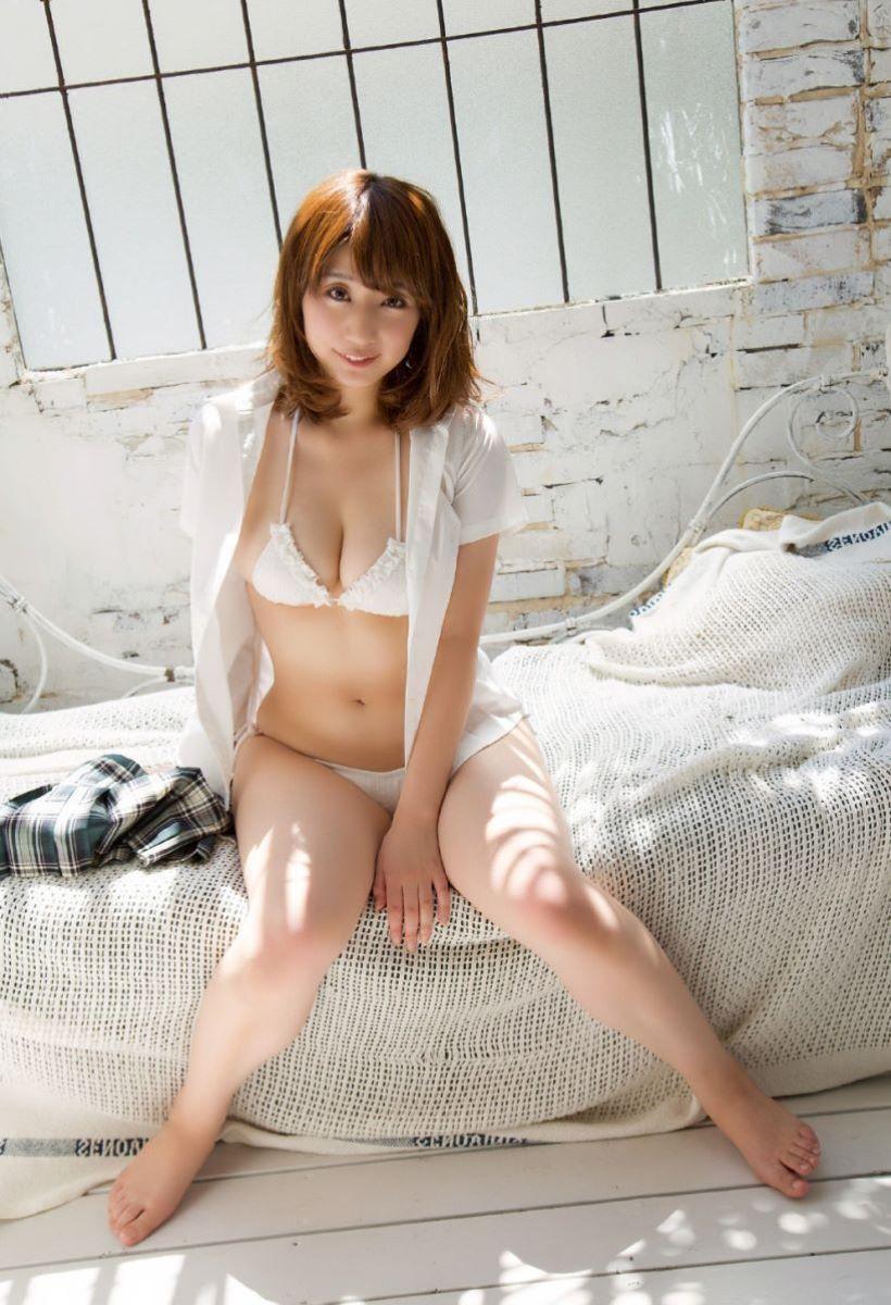 池田愛恵里 水着 コスプレ画像 55
